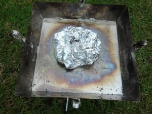 【楽ちん】BBQ・焚火の後の片付けが、超簡単になる工夫。