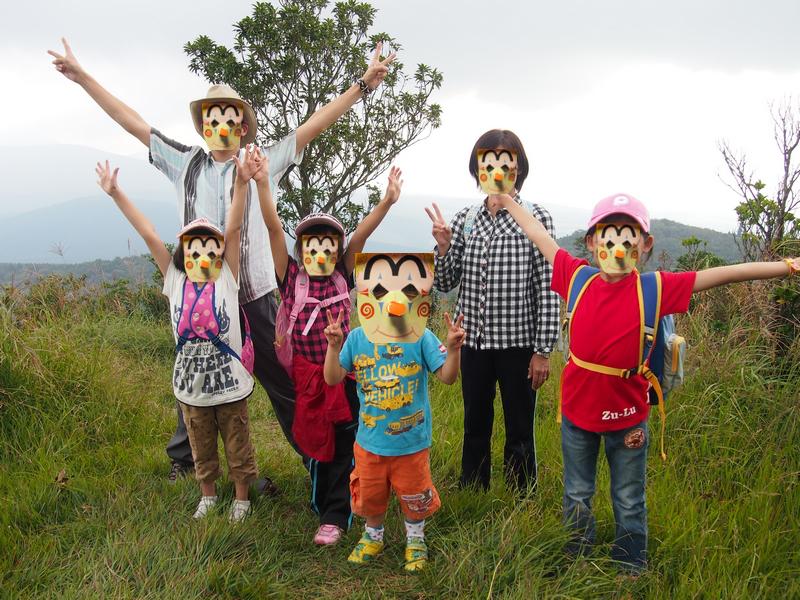 【登山】4才の子供(つるぼう君)でも登れる?! 九州百名山 栗野岳登山!