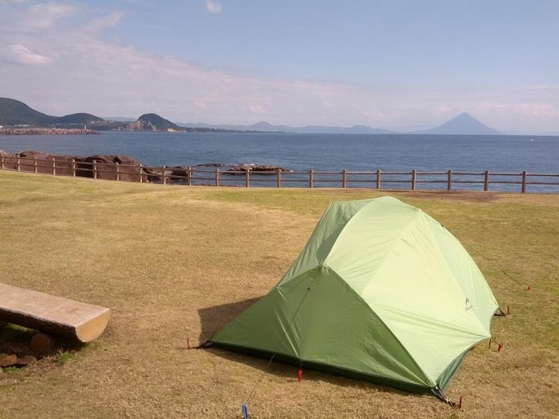 【キャンプ場】火之神公園キャンプ場 ~鹿児島県枕崎市~
