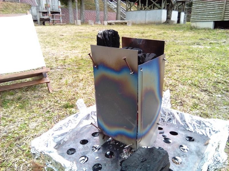 【DIY火おこし器】バーベキューで大活躍!自作炭おこし器で できる男になろう!